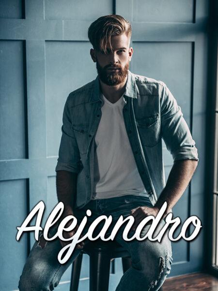Alejandro novela