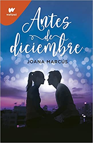 Antes de diciembre de Joana Marcús Sastre