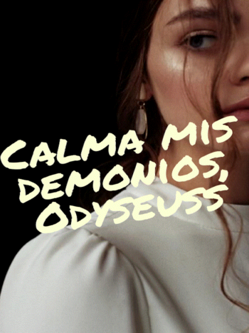 Calma mis demonios, Odyseuss de Yasmin Morillo Lara