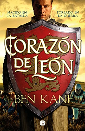 Corazón de León (Guerra de Imperios 3) de Ben Kane