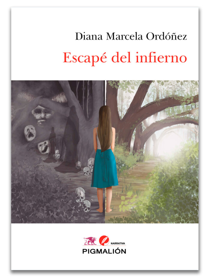 ESCAPÉ DEL INFIERNO de Diana Marcela Ordoñez Flórez