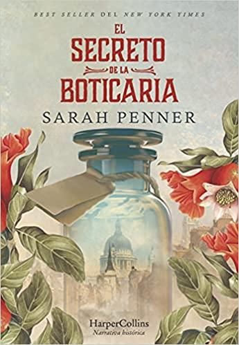 El secreto de la boticaria de Sarah Penner