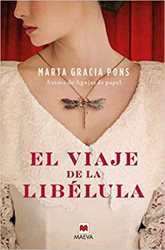 El viaje de la libélula de Marta Gracia
