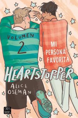 Heartstopper 2. Mi persona favorita de Alice Oseman