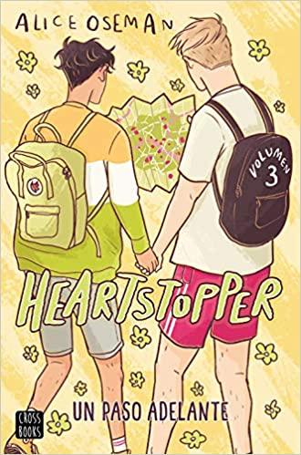 Heartstopper 3. Un paso adelante de Alice Oseman