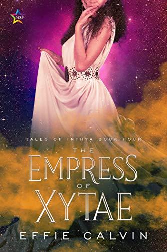 La Emperatriz de Xytae (Historias de Inthya nº 4) de Effie Calvin
