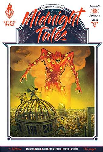 Midnight Tales. Vol 3 (Español) de Mathieu Bablet