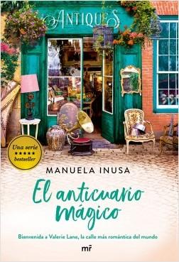 Leer Gratis Serie Valerie Lane 3. La tienda de antigüedades de la magia de Manuela Inusa