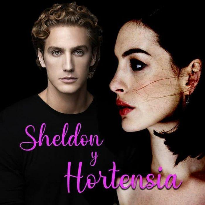 Sheldon y Hortensia (Novios Furtivos) de Vanny Ferrufino