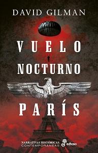 Vuelo nocturno a París de David Gilman