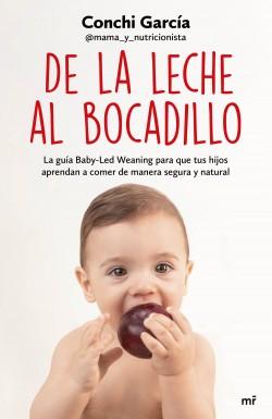 De la leche al bocadillo de Conchi García