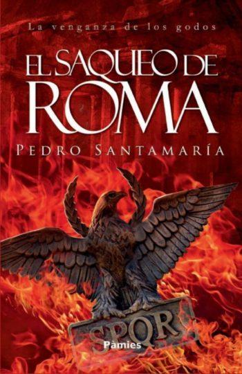 El saqueo de Roma de Pedro Santamaría
