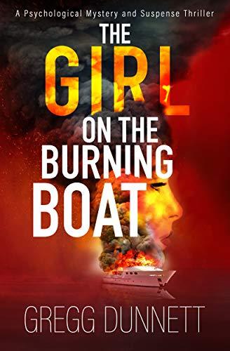 La Chica en el barco en llamas