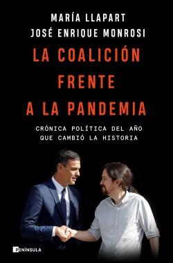 La coalición frente a la pandemia de José Enrique Monrosi y María Llapart