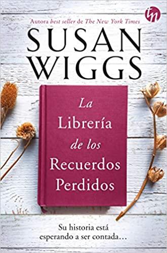 La librería de Los Recuerdos Perdidos de Susan Wiggs