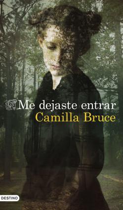 Me dejaste entrar de Camilla Bruce