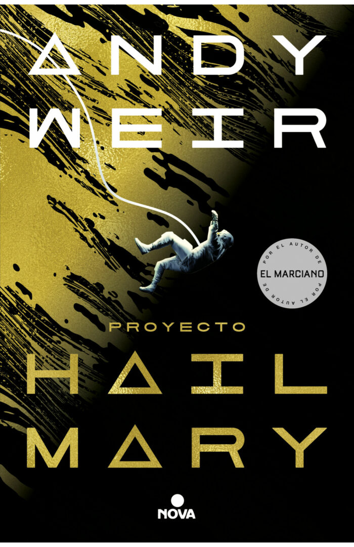 Proyecto Hail Mary de Andy Weir