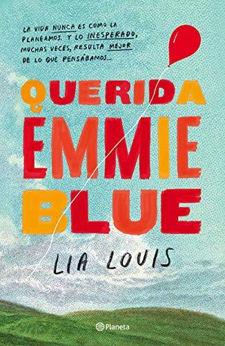 Querida Emmie Blue de Lia Louis